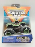 SPIN MASTER 2020 MONSTER JAM SERIES 10 SOLDIER OF FORTUNE LEGACY TRUCKS NEW