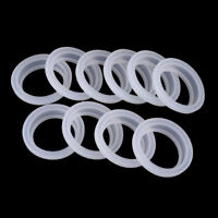 10x Silicone Sealing Rings Gaskets for Vacuum Bottle 4.5/5.2cm Cover Stopper HQ