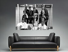 NWA Straight Outta Compton  RAPPER HIP HOP 02 Wall Poster Grand format A0  Print