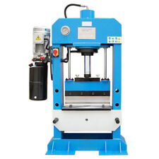 30 Ton Hydraulic Press Brake Bender Bending 3 Phase 220v 185 Inch X 516 Inch