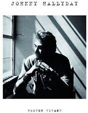 CD de musique digipack Johnny Hallyday sur coffret