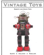 "GSR robot ""VINTAGE Toys-Robots and Space TOYS"" de coloré +++ NEUF/NEW/NEUF!!"