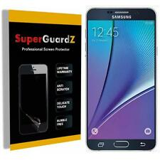 4X SuperGuardZ HD Clear Screen Protector Cover Shield For Samsung Galaxy Note 5