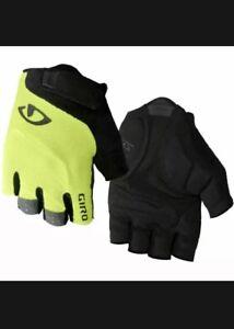 Adults Bravo Gel Gloves - Yellow