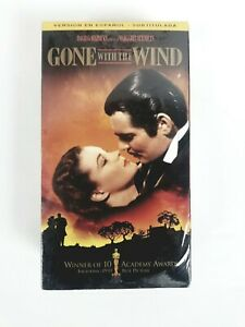 Gone With the Wind Spanish Version  (VHS, 1998, Digitally Re-Mastered)
