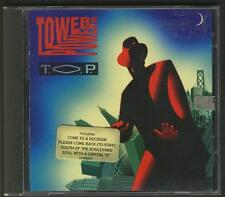 TOWER OF POWER T.O.P. 1993 USA CD ALBUM SONY MUSIC FUNK WOODWINDS