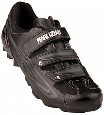 Pearl Izumi All Road II Bike Bicycle Cycling Shoes Black/Silver - 42