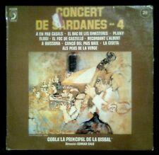 COBLA LA PRINCIPAL DE LA BISBAL - Concert De Sardanes - SPAIN LP DISCOPHON 1976