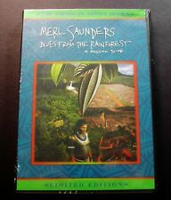 Merl Saunders Blues From The Rainforest DVD Jerry Garcia JGB Grateful Dead