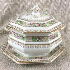 Art Deco Date-Lined Ceramic Tureens