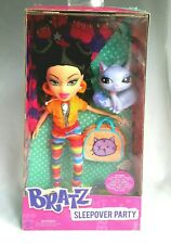 Bratz Sleepover Party - Jade doll perfect gift retired doll new in box collect