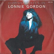 "Happenin' All Over Again 7"" : Lonnie Gordon"