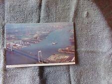Vintage Postcard PENNSYLVANIA PHILADELPHIA Philadelphia-Camden Port 306B