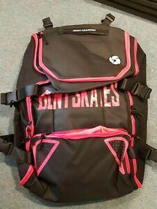 Bont Skates | Multi Sport Skate Backpack Travel Bag | Inline Ice Roller Skate...