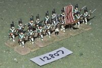 25mm AWI / american - infantry 18 figs - inf (12807)