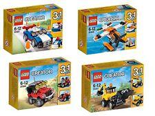 LEGO ® CREATOR Set 31027+ 31028+ 31040+ 31041 NUOVO OVP NEW MISB NRFB