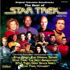 The Best Of Star Trek Volume 2 Original TV Soundtracks CD Used