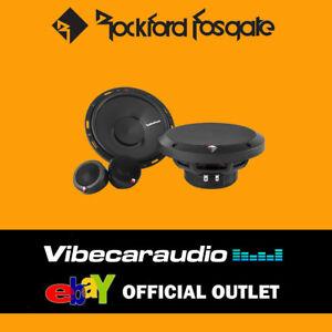 "Rockford Fosgate Punch P165-SI 17cm 6.5"" 120 Watts Car Door Component Speakers"