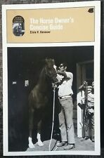 The Horse Owner's Concise Guide Wilshire Books Hanauer 1968 Out Of Print Rare!