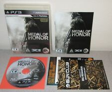 MEDAL OF HONOR 2010 PlayStation 3 PS3 EA DICE Danger Close Shooter played once