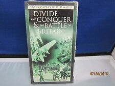 Divide and Conquer The Battle of Britain VHS*NEW Sealed Fast Shipping+Tracking