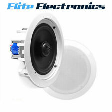 Pyle 6.5' 2-Way In-Wall In-Ceiling Midbass Speakers (Pair)