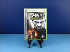 Tom Clancy's Splinter Cell Double Agent Complete Tested Microsoft Xbox 360