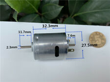 15mm Shaft DC 6V 9V 12V 24V 17500RPM MABUCHI RS-365SH-16120 Carbon Brush Motor