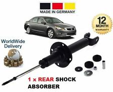 FOR HONDA ACCORD 2.0 2.4 2.2 DTEC SALOON 2008-> 1x  REAR SHOCK SHOCKERS ABSORBER