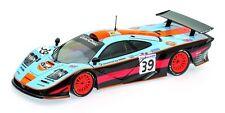 Minichamps 530133739 McLaren F1 GTR 24H Le Mans 1997 Gulf Team 1:18 NEU OVP
