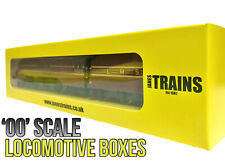More details for 20 x locomotive display or storage boxes oo scale hornby bachmann lima dapol etc