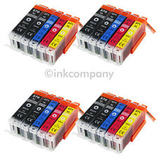 20 x XL Cartuchos de tinta para Canon Pixma mg5700 MG5750 MG5751 MG5752 MG5753