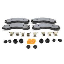 OEM NEW Rear Disc Brake Pads 14-17 Silverado Sierra - 4WD w/o Dually - 22960231