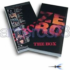 """RENATO ZERO RARO COFANETTO 6 CD """"THE BOX"""" ED. LIMITATA - SIGILLATO"""