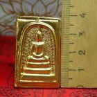 Thai Buddha Amulet Phra Somdej Buddhism Amulet Monk Sculpture Talisman Somdet