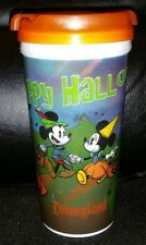 DISNEYLAND HALLOWEEN 2016 LIMITED ITEM TRAVEL MUG CUP W/ LID~NEW~EXCLUSIVE