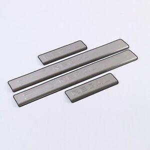 For Accessories Buick Regal Sedan 2011-16 Door Sill Protector Steel Scuff Plate