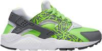 NEW NIKE Huarache Run Print GS LTD Sneaker Running Shoes green 704943 300 SALE