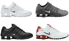 New Nike Shox NZ Mens casual athletic sneaker black white multi color all sizes