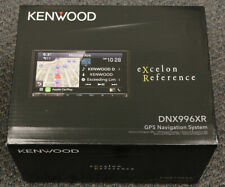 "KENWOOD DNX996XR 6.8"" 2-DIN GPS NAVIGATION RECEIVER DVD PLAYER w/ BLUETOOTH"