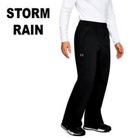 UNDER ARMOUR TREKTIC STORM RAIN PANTS MEN'S WATERPROOF 10K 1309742-001 3XL