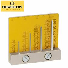 Bergeon 30464 Hour and Minute Gauge, Swiss Made - NEW