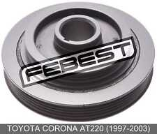 Crankshaft Pulley Engine 3Sfe For Toyota Corona At220 (1997-2003)
