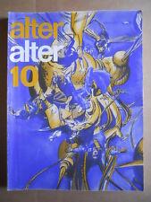 ALTER LINUS n°10 1978 L' Ombra di Hugo Pratt  [G417]