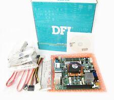DFI ITOX CR101-D Intel Mini-ITX Motherboard + i7-3610QE QUAD 2.3-3.3GHz CPU +8GB