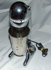Chrome HAMILTON BEACH Milkshake Mixer Model 730C