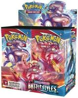 Pokemon TCG: Sword & Shield Battle Styles Booster Box