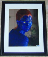 SALE! Jennifer Lawrence XMEN Signed Autographed 11x14 Photo GA GV GAI STICKER!