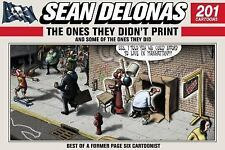 Sean Delonas: The Ones They Didn't Print and Some of the Ones They Did: 201 Cart