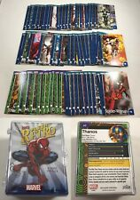 2013 MARVEL FLEER RETRO - 60 card Base Set -  Inaugural Set In Case